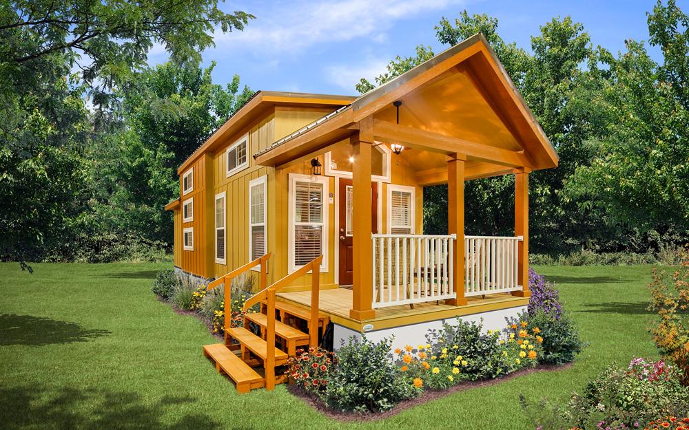 PRATT HOMES Tiny Homes